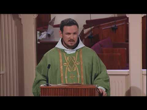 Daily Catholic Mass - 2018-08-13 - Fr. Patrick