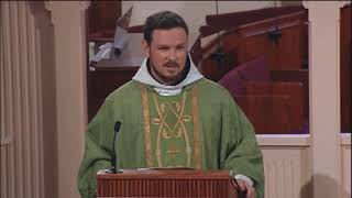 Video Daily Catholic Mass - 2018-08-13 - Fr. Patrick download MP3, 3GP, MP4, WEBM, AVI, FLV Agustus 2018