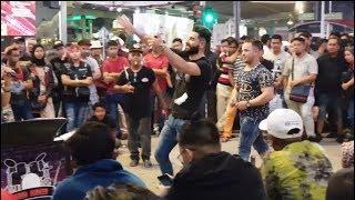 Nour El Ein - Amr Diab نور العين - عمرو ديابnurul ft Redeem buskers,Arab kaya tabur duit