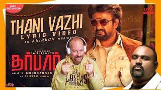 Darbar - Thani Vazhi | Anirudh and Yogi B | Rajinikanth | Reaction