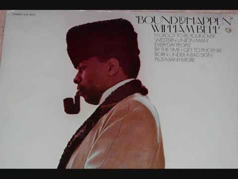 William Bell/ I Forgot To Be Your Lover
