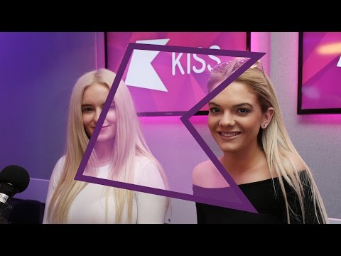Louisa Johnson and Clean Bandit talk Tears, crying, dolphins & more!