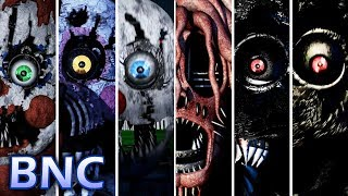 - Evolution of Baby s Nightmare Circus Jumpscares 2017 2018