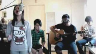 Bleeding Love - a cover by Room 39