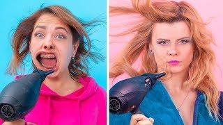 видео: Дерзкая или милая девушка?