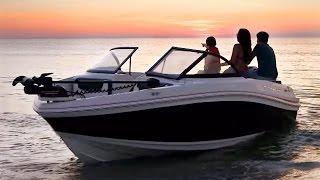 TAHOE Boats: 2016 Lineup