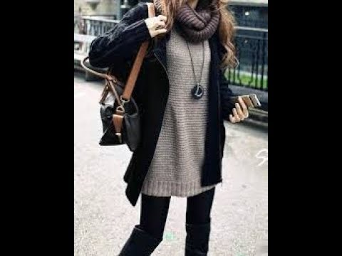 Trendy Ways To Wear Casual Outfit This Winter