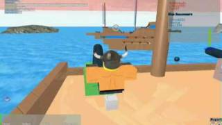 ROBLOX Music Video! Higher by: Creed