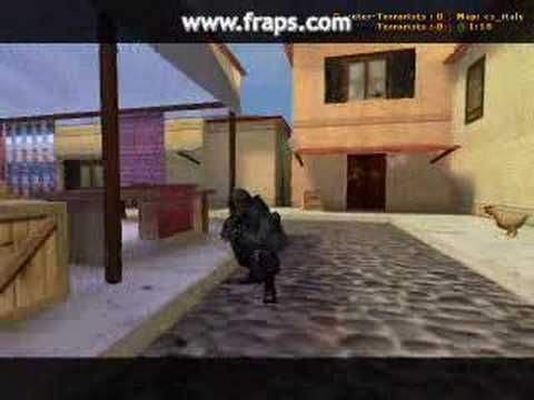 Counter Strike Italy Assault Movie