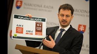 Pošta by mala pozastaviť zvýšenie poplatku za SIPO, kým všade nezabezpečí bezplatnú platbu kartou