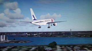 FS2004: NEW YORK (Kjfk) TO BOSTON (Kbos) BOING 757-200 TACV AIRLINES