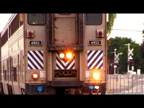 Thumbnail: Amtrak Trains in Fullerton/Santa Ana (January 26th, 2014)
