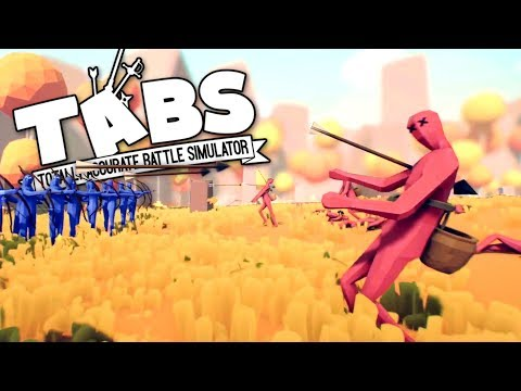 TABS - New Archers and Campaign Multiplayer Challenge! Totally Accurate Battle Simulator Multiplayer