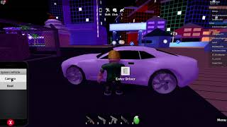 How to lock your car Mad city-Roblox
