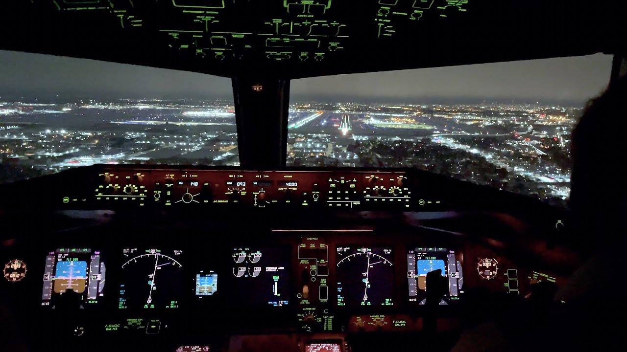 CHICAGO | BOEING 777 LANDING 4K 60P