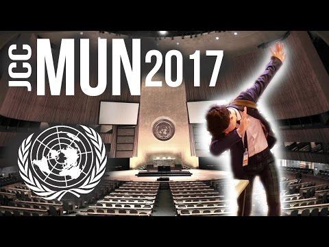 MODEL UNITED NATIONS 2017 VLOG! (JCCMUN17) ᴴᴰ