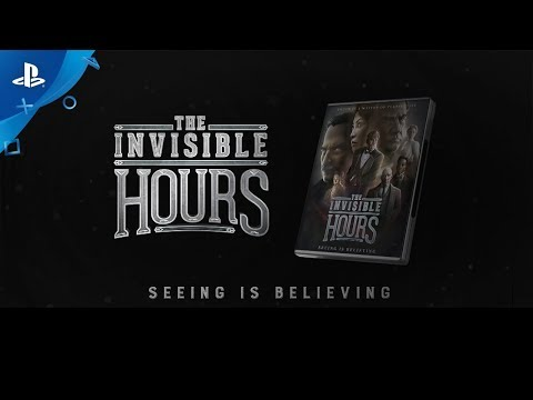 The Invisible Hours - Launch Trailer | PS4