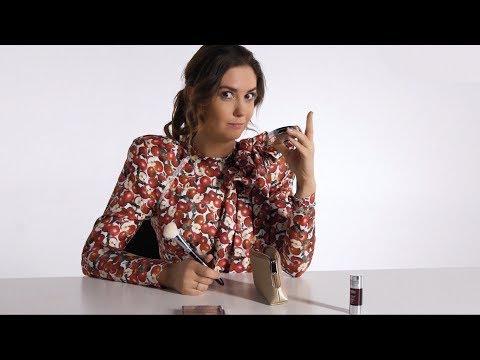 Что в косметичке у актрисы Агаты Муцениеце?