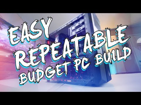 BUDGET GAMING BUILD ANYONE CAN DO! // $230-$300// Easily Repeatable!