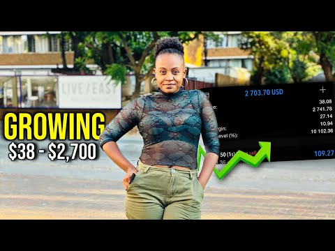 SECRETS to growing a small Forex Account (Part 2) - My Journey Ep6