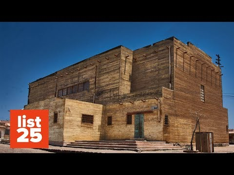 25 TERRIFYING Ghost Towns You Should Avoid