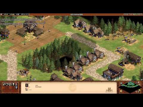 Age of Empires 2 HD - William Wallace - Mission 7 - The Battle of Falkirk