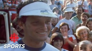 A Tribute to Terry Fox and his Marathon of Hope