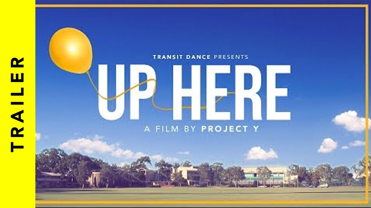 UP HERE Trailer (2019)