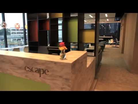 Aer Lingus - Escape Lounge, Bradley International Airport, Hartford, Connecticut - Unravel Travel TV
