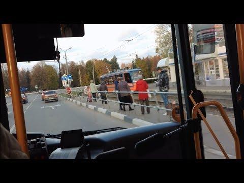Коломна, маршрут 4: Volvo 7700A, ЕН 276 50