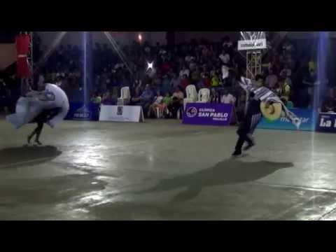 Presentación Campeones Juveniles Filial Argentina en el Club Libertad de Trujillo.