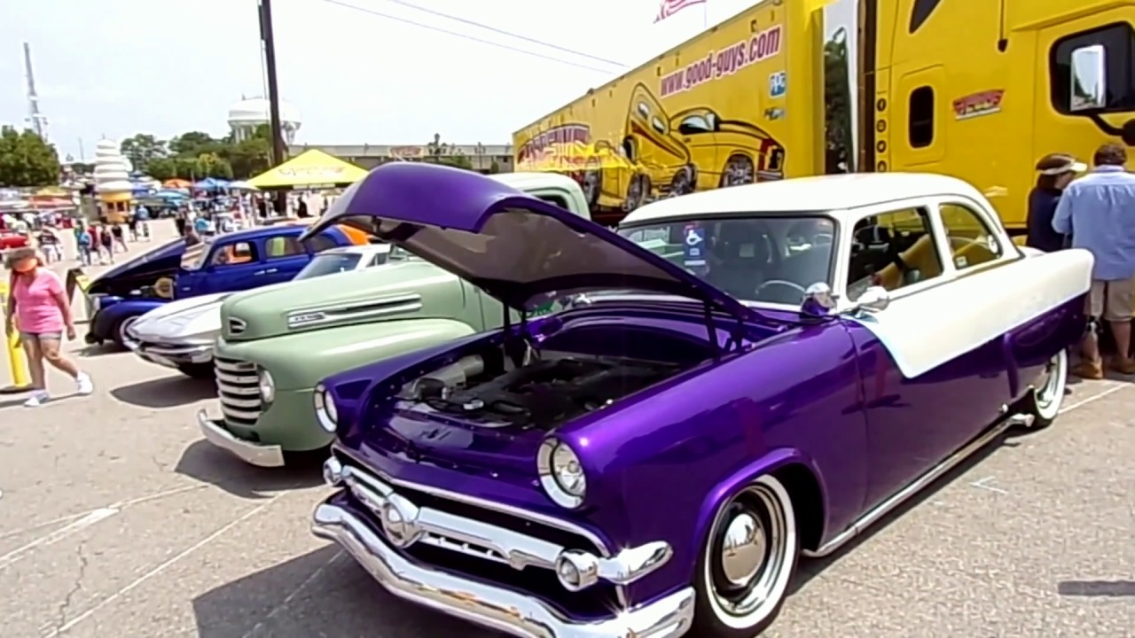Raleigh Car Show >> Goodguys Car Show Raleigh Nc 2017 By Garland Foushee Youtube