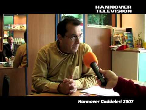 HAN-TV, Alesta Tours e.K. Goethestr. 26, 30169 HANNOVER 2007 Yusuf Taspinar