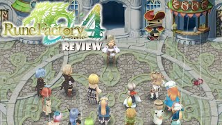 Rune Factory 4 Special (Switch) Review (Video Game Video Review)
