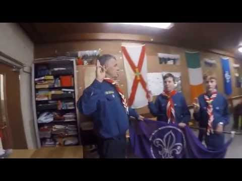 Mannequin Challenge Raheny Scouts
