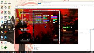 Xenia Xbox 360 Emulator ARKANOID Live! In game