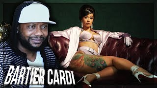 Cardi B - Bartier Cardi (feat. 21 Savage) [Official Video] REACTION!!!