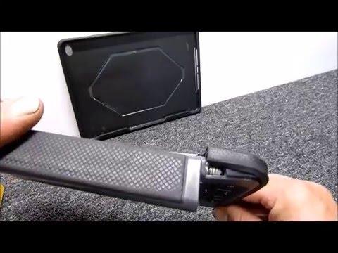 ZAGG RUGGED KEYBOARD REVIEW - FAULT WARNING [2015] AIR 2