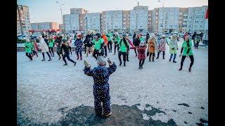 В Верхней Салде состоялся флешмоб в поддержку Лизы Кадочниковой