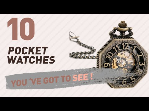 Wenshida Pocket Watches // New & Popular 2017