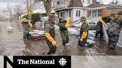 Montreal declares state of emergency due to flooding