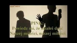 Baixar P!nk ft. Nate Ruess - Just Give Me A Reason (tłumaczenie pl)