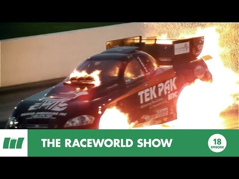Drag Racing Explosions 2014 | F1 McLaren Line Up: Button&Alonso | Monza Rally - #Top3Trending - Ep18