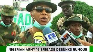Bayelsa Army denies Alleged Monkeypox Vaccine