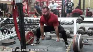 POWERLIFTING TRAINING. WARNING: Contains Inappropriate Language. thumbnail