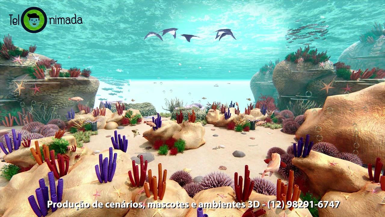 Animação 3D, Vídeo 3D, Apresentação 3D, Mascote 3D