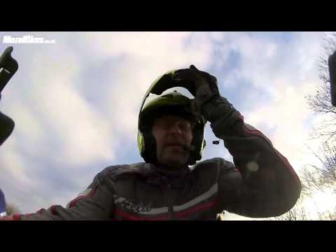 Interphone F5MC Motorcycle intercom review | Onboard clarity test