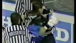 Brent Severyn vs Lyle Odelein round 2