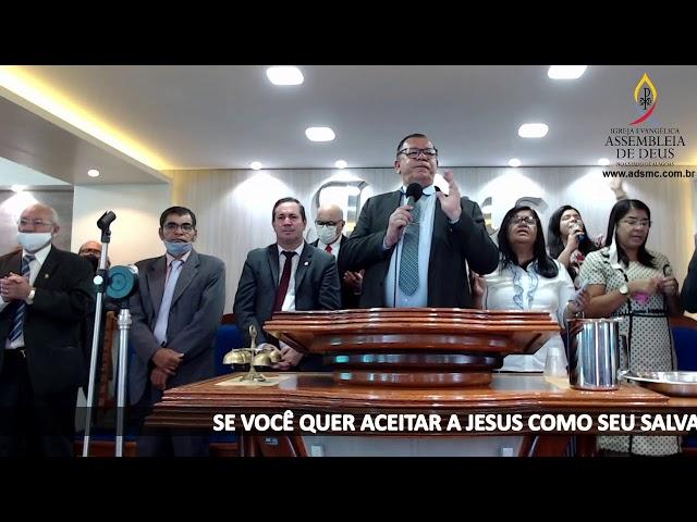 Manhã Missionária - ADSMC - 14/02/2021