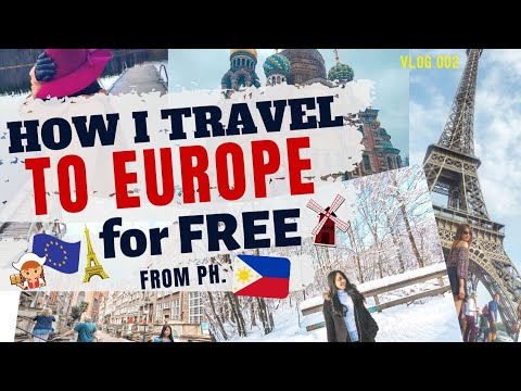 HOW I #TRAVEL TO #EUROPE FOR FREE (SPONSORSHIP) || WEEKEND HIGHLIGHTS